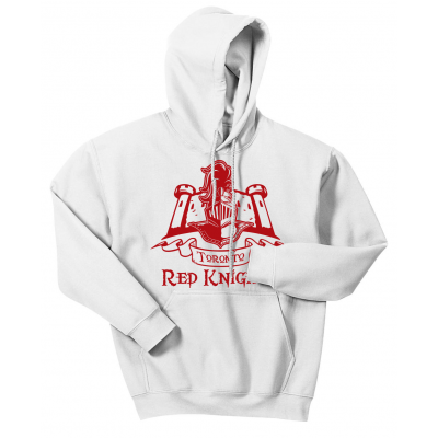 Toronto Red Knights Design 01 Hoodie