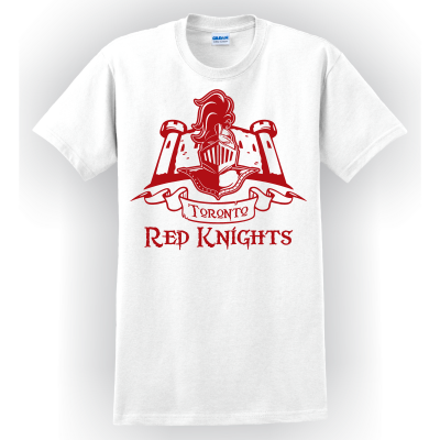 Toronto Red Knights Design 01 T-Shirt