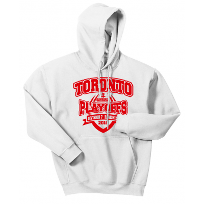 Toronto Red Knights Football Playoff Design 2 Hoodie