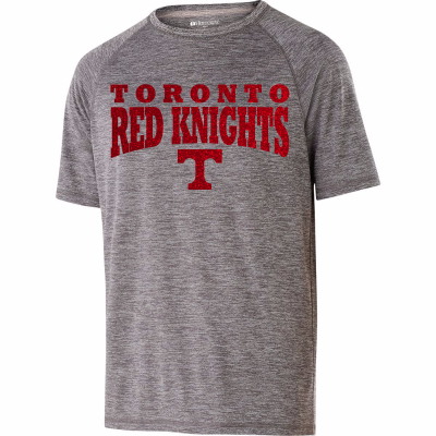Toronto Red Knights Glitter Design 01 Electrify Shirt