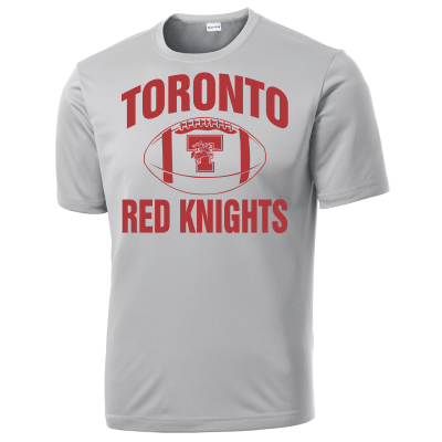 Toronto Red Knights Football Design 01 Competitor Tee