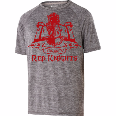 Toronto Red Knights Design 01 Electrify Shirt