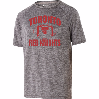 Toronto Red Knights Football Design 01 Electrify Shirt