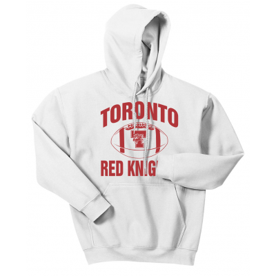 Toronto Red Knights Football Design 01 Hoodie