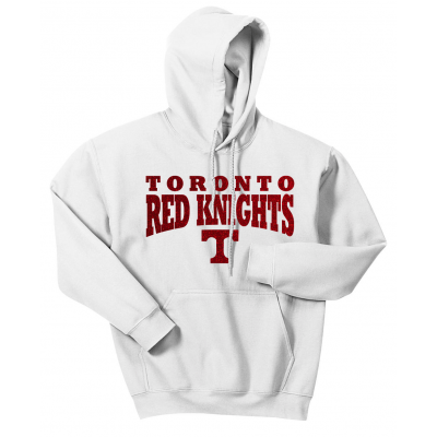 Toronto Red Knights Glitter Design 01 Hoodie
