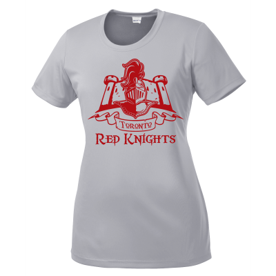 Toronto Red Knights Design 01s Ladies Competitor Shirt