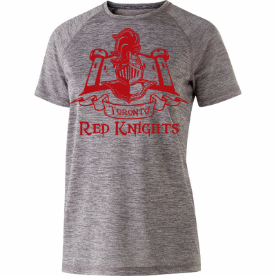 Toronto Red Knights Design 01 Ladies Electrify Shirt